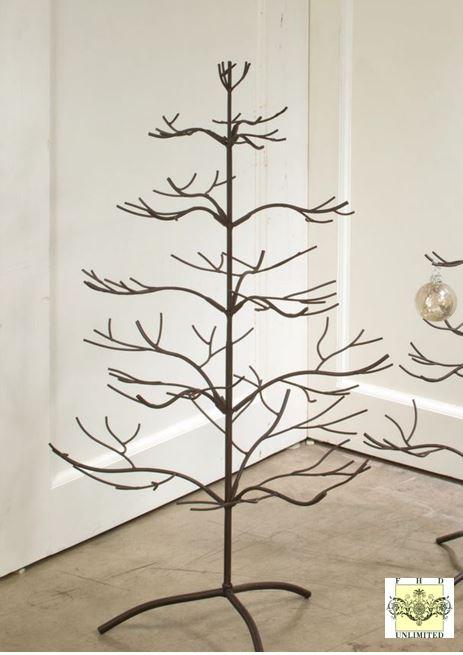 Ornament Trees Brown Natural 36 Quot Ornament Display Trees