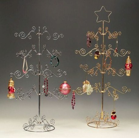 Ornament Trees - Four Tier Ornate