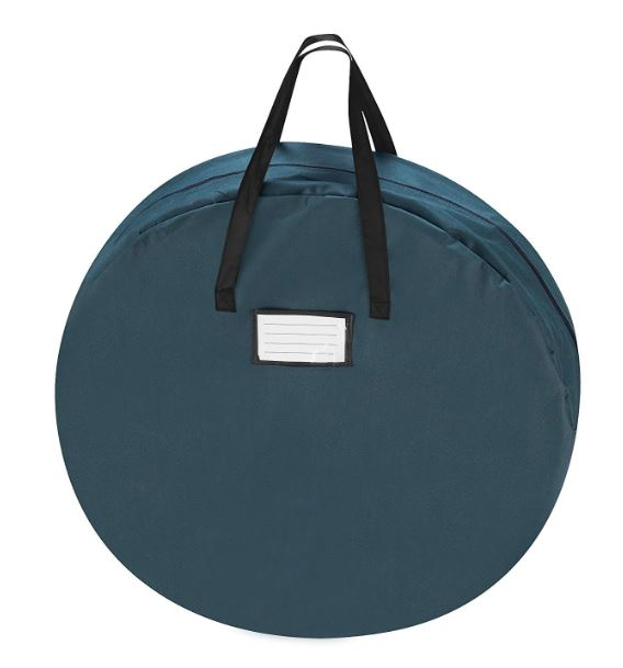 "Wreath Storage Bag - 30"" Side Zip"