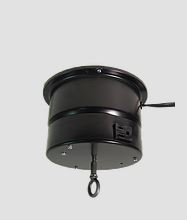 Ceiling Turner Display - 40 LB Capacity with Electric Outlet