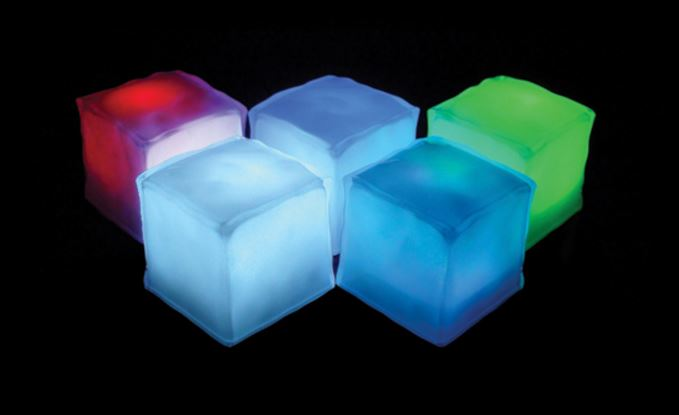 Light Base - Deco Cube - Set of 3, 4 or 5