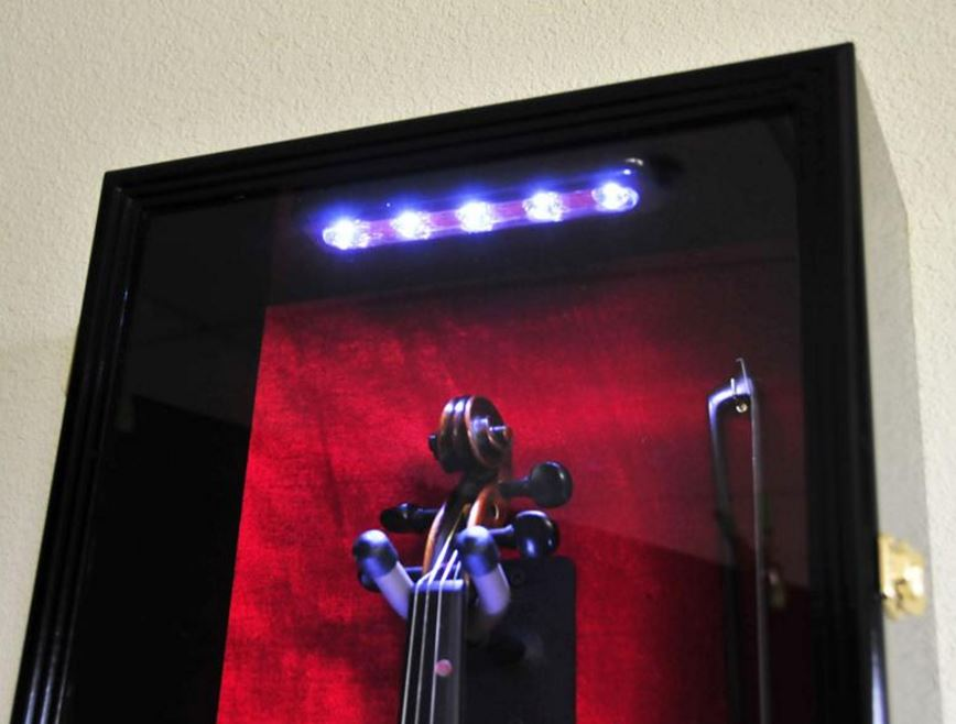 Display Case Lighting Set Of Two 5