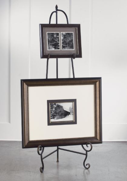 Floor Easel - Multi-Picture Adjustable Iron Easel