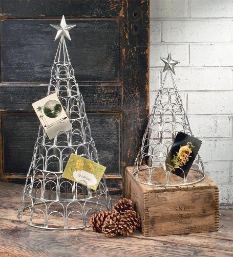 Display Trees - Set of 2 Photo & Card Holder Trees