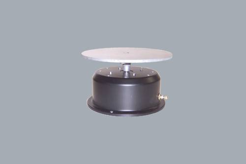 "Battery Turntable - 8"" Round - 50 Pounds"