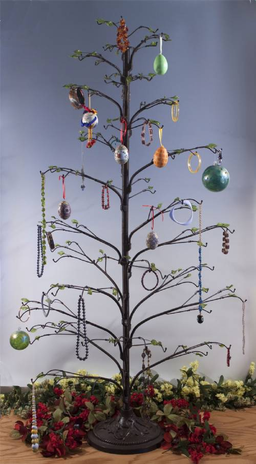 Ornament Trees - Wire Twig 62""