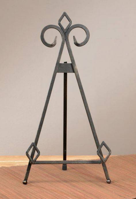 Plate Stands - Tabletop Square Large - Set of 2