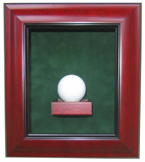 Display Cases - Golfball - Premium
