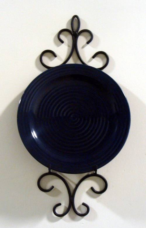 "Plate Rack - Normandy Single for 11"" - 12"" Plates"