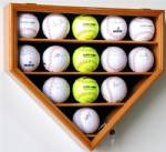 Display Case - Baseball - Softballs