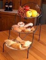 Pie or Plate Racks - Triple Tier - Horizontal