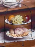Pie or Plate Racks - Double Tier - Vertical