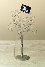 Display Tree - Silver 11 Arm - Set of 2